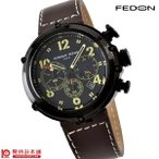 腕時計 メンズ ジョルジオフェドン1919 スポーツユーティリティー2 ブラウン×ブラック GFBM003
