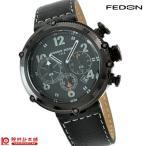 腕時計 メンズ ジョルジオフェドン1919 スポーツユーティリティー2 ブラック×ブラック GFBM004