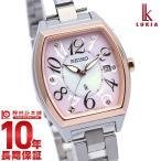 【当店なら最大32%戻ってくる!16日まで!】 ルキア セイコー LUKIA SEIKO ソーラー 10気圧防水  レディース 腕時計 SSVN026