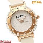 フォリフォリ FolliFollie   レディース 腕時計 WF13B067SPW-WH