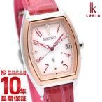 ルキア セイコー LUKIA SEIKO レディダイヤ 電波 ソーラー ステンレス  レディース 腕時計 SSVW122