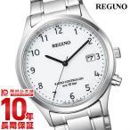レグノ シチズン REGUNO CITIZEN ソ−ラーテック電波時計  メンズ 腕時計 KL8-911-11