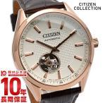 シチズンコレクション CITIZENCOLLECTION メカニカル  メンズ 腕時計 NH9110-14A
