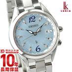 最大ポイント22倍 ルキア セイコー LUKIA SEIKO ソーラー電波 電波ソーラー 限定2000本  レディース 腕時計 SSQV043