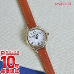 ウィッカ シチズン wicca CITIZEN ソーラー  レディース 腕時計 KP3-627-10