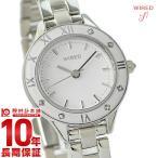 【店内最大30倍!6日まで】 ワイアード セイコー WIRED SEIKO クオーツ ステンレス  レディース 腕時計 AGEK440