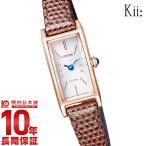 シチズン キー CITIZEN Kii: エコドライブ  レディース 腕時計 EG7044-06A