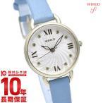 セイコー ワイアード エフ レディース 腕時計 SEIKO WIRED f AGEK445 トーキョーガールミックス 時計 ブルー