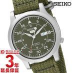 セイコー5 逆輸入モデル SEIKO5 日本未発売 機械式(自動巻き) SNK805K2 メンズ