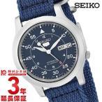セイコー5 逆輸入モデル SEIKO5 機械式(自動巻き) SNK807K2 メンズ