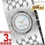グッチ GUCCI 112シリーズ THE TWIRL 37Pダイヤモンド   腕時計 YA112415