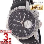 ハミルトン カーキ HAMILTON アビエイションETO ミリタリー  メンズ 腕時計 H77612333