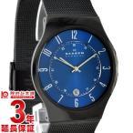 スカーゲン SKAGEN 腕時計 メンズ チタニウム デイト T233XLTMN