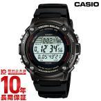 カシオ スポーツギア CASIO SPORTS GEAR ソーラー  メンズ 腕時計 W-S200H-1BJF