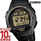 カシオ スポーツギア CASIO SPORTS GEAR ランニング  メンズ 腕時計 W-734J-9AJF(予約受付中)