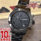 腕時計 メンズ エンジェルクローバー ロエンコラボ100本限定モデル ブラックアウト BM41UDRO
