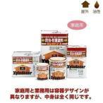 防虫 防腐・キシラデコール 1.6L オリーブ カンペハピオ