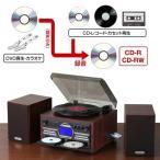 DVDカラオケ CDコピー機能付マルチプレーヤー レコードプレーヤー マイク2本付 DVDプレーヤー TS-6153