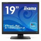 19インチスクエアTFTモニタ E1980SD-B2(1280x1024/D-Sub15Pin/HDCP対応DVI/スピーカー/ブラック)