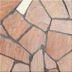 アルビノピンク 乱形石材 1ケース(0.5m2)