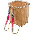 竹製背負いカゴ 角型