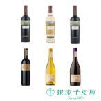 銀座千疋屋 お歳暮 ギフト ワイン 【送料無料】 オーガニックワイン6本セット