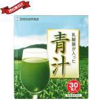 ゴクゴク飲める美味しい青汁 世田谷自然食品 乳酸菌が入った青汁 30包