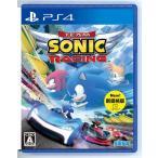 【取寄せ商品】PS4 チームソニックレーシング 新価格版(2020年10月22日発売)【新品】