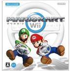 【新品】Wii マリオカートWii(Wiiハンドル同梱)(メール便配送不可)