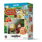 【新品】WiiU どうぶつの森 amiiboフェスティバル amiiboしずえ冬服&amiiboケント付(ネコポス便・メール便配送不可)