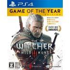 PS4 ウィッチャー3 ワイルドハント ゲームオブザイヤーエディション(Z指定:18才以上対象)(2016年9月1日発売)【新品】