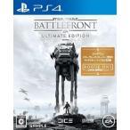【新品】PS4 Star Wars バトルフロント Ultimate Edition(2016年11月18日発売)