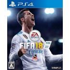 【新品】PS4 FIFA 18 通常版(フィファ18通常版)(予約特典付)(2017年9月29日発売)