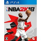 【新品】【取寄せ商品】PS4 NBA 2K18(2017年9月19日発売)