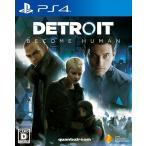 【新品】PS4 Detroit:Become Human 通常版(デトロイトビカムヒューマン)(2018年5月25日発売)