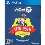 【新品】PS4 Fallout76 Tricentennial Editon(フォールアウト76トライセンティネル)(オンライン専用・Z指定18才以上対象・2018年11月15日発売)