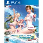 DEAD OR ALIVE Xtreme 3 Scarlet  初回封入特典  禁断の水着 ダウンロードシリアル  同梱  - PS4