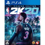 PS4 NBA 2K20  レジェンド エディション