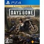 PS4 Days Gone Value Selection(デイズゴーン)(Z指定:18才以上対象・2019年11月28日発売)【新品】