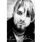 アメリカン雑貨★ポスター  Kurt Cobain Signature NIRVANA カートコーバーン おしゃれ雑貨 インテリア-HA0024