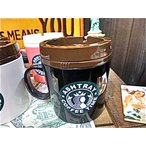 アメリカン雑貨 おもしろ ユニーク グッズ スタバ風マグカップ灰皿 アッシュトレイBLACK-HS0056