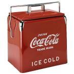 アメリカン雑貨 コカコーラ グッズ coco cola Picnic Storage RED クーラーボックス 冷蔵庫-HS0231