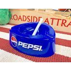 アメリカン雑貨 灰皿 アッシュトレイ PEPSI Cola ペプシ コーラ パブ バー グッズ 店舗 ガレージ