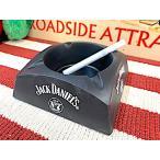 アメリカン雑貨 灰皿 アッシュトレイ JACK DANIEL'S ジャックダニエル ウイスキー パブ バー グッズ 店舗 ガレージ