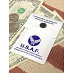 アメリカン雑貨★携帯灰皿 ハンディアッシュトレイ US AIR FORCE-ST0036