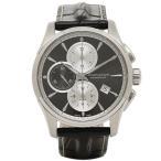 ハミルトン 腕時計 HAMILTON H32596781 ブラック/シルバ-