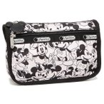 レスポートサック ポーチ LESPORTSAC 7315 P928 MICKEY LOVES MINNIE