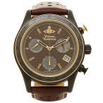 ショッピングWestwood ヴィヴィアン ウエストウッド メンズ腕時計 VIVIENNE WESTWOOD VV142BRBR ブラウン ブラック ブラウン
