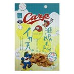 (同梱・代引き不可)まるか食品 カープイカ天瀬戸内れもん味 8g×15袋(10×2)