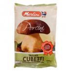 (同梱・代引き不可)メルリーニ 冷凍ポルチーニ キューブ 1000g 6袋セット 2412
